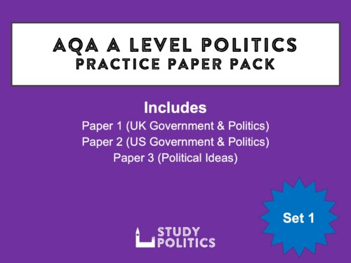 AQA A Level Set 1