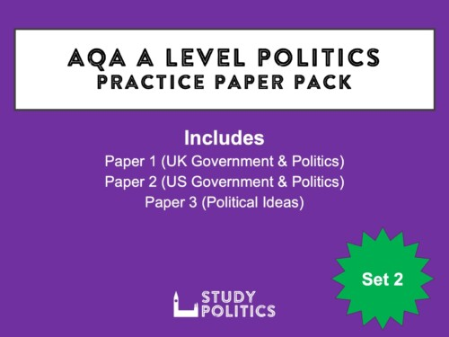 AQA A Level Set 2