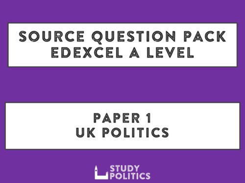 Source Question Pack for Edexcel A Level Paper 1