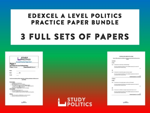 Edexcel A Level Practice Paper Bundle