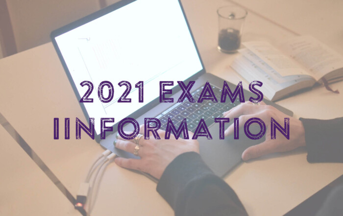 2021 A Level Exam information